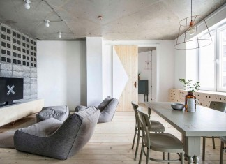 Interior AK by INT2architecture