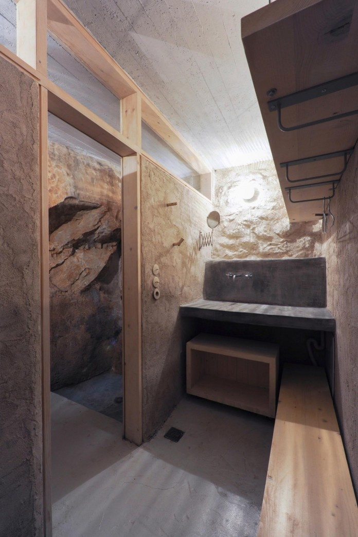 Maina Villa located on an abandoned 18th century megalithic two-storey building by Z-level-24