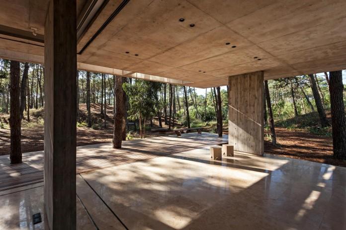 Marino Pinamar House by ATV arquitectos-04