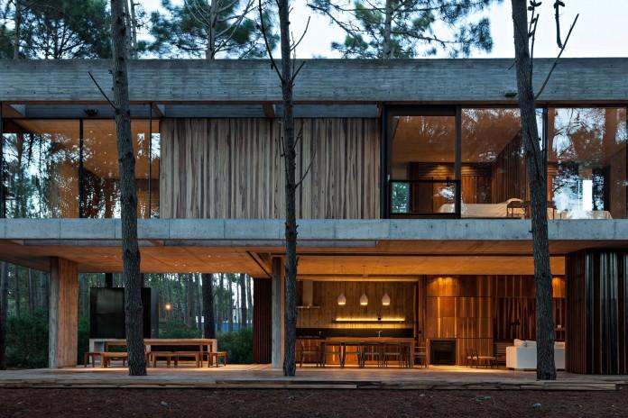 Marino Pinamar House by ATV arquitectos-11