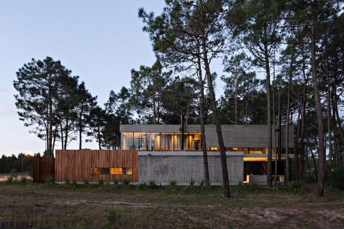Marino Pinamar House by ATV arquitectos-12
