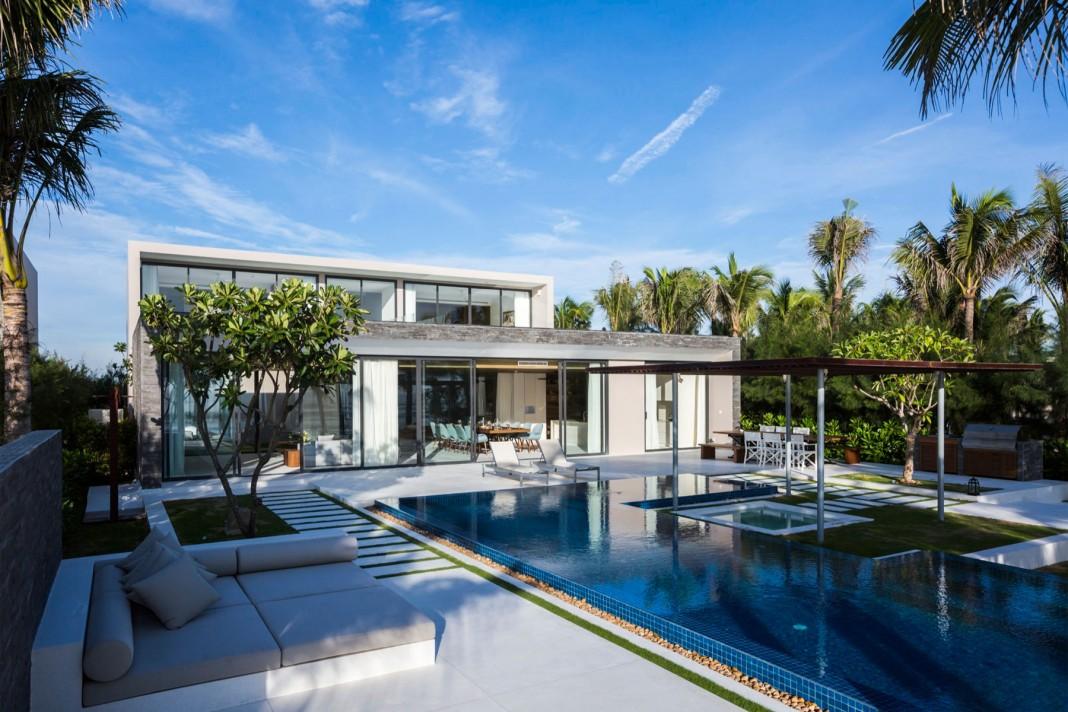 Naman Beach Residences by MIA Design Studio