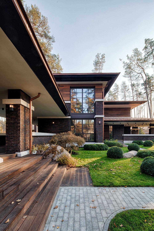 Prairie House By Yunakov Architecture 10