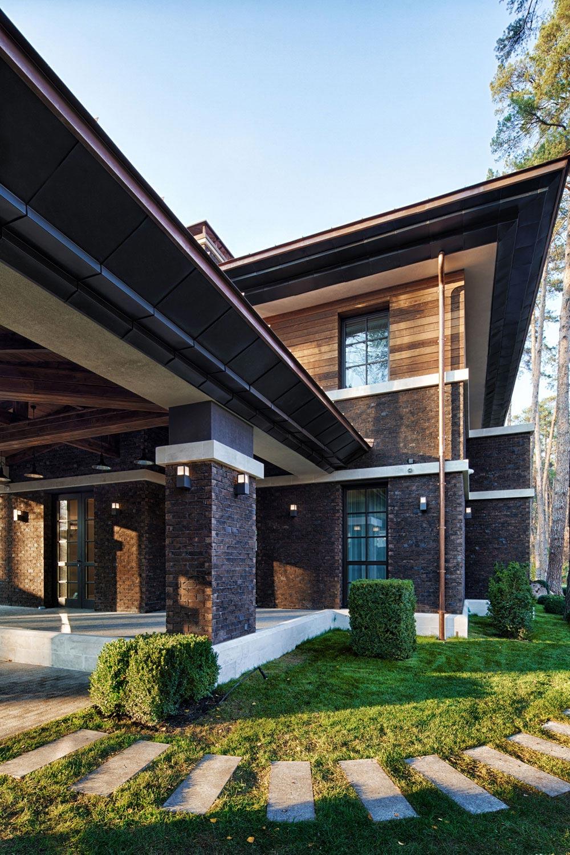Prairie House by Yunakov Architecture CAANdesign