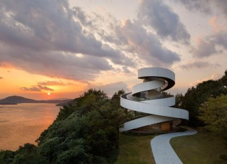Ribbon Chapel by NAP Architects