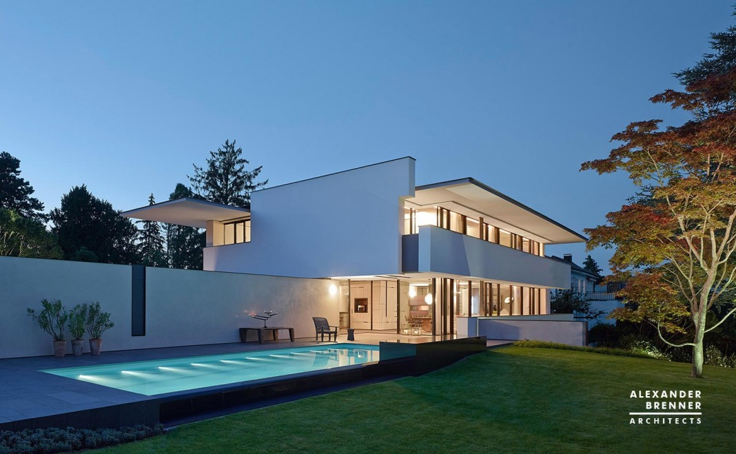 Sol House By Alexander Brenner Architects Caandesign