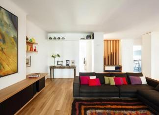 Salutati II duplex apartment by ACABADOMATE