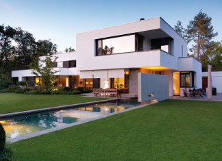 Stylish I home near in Munich by Stephan Maria Lang