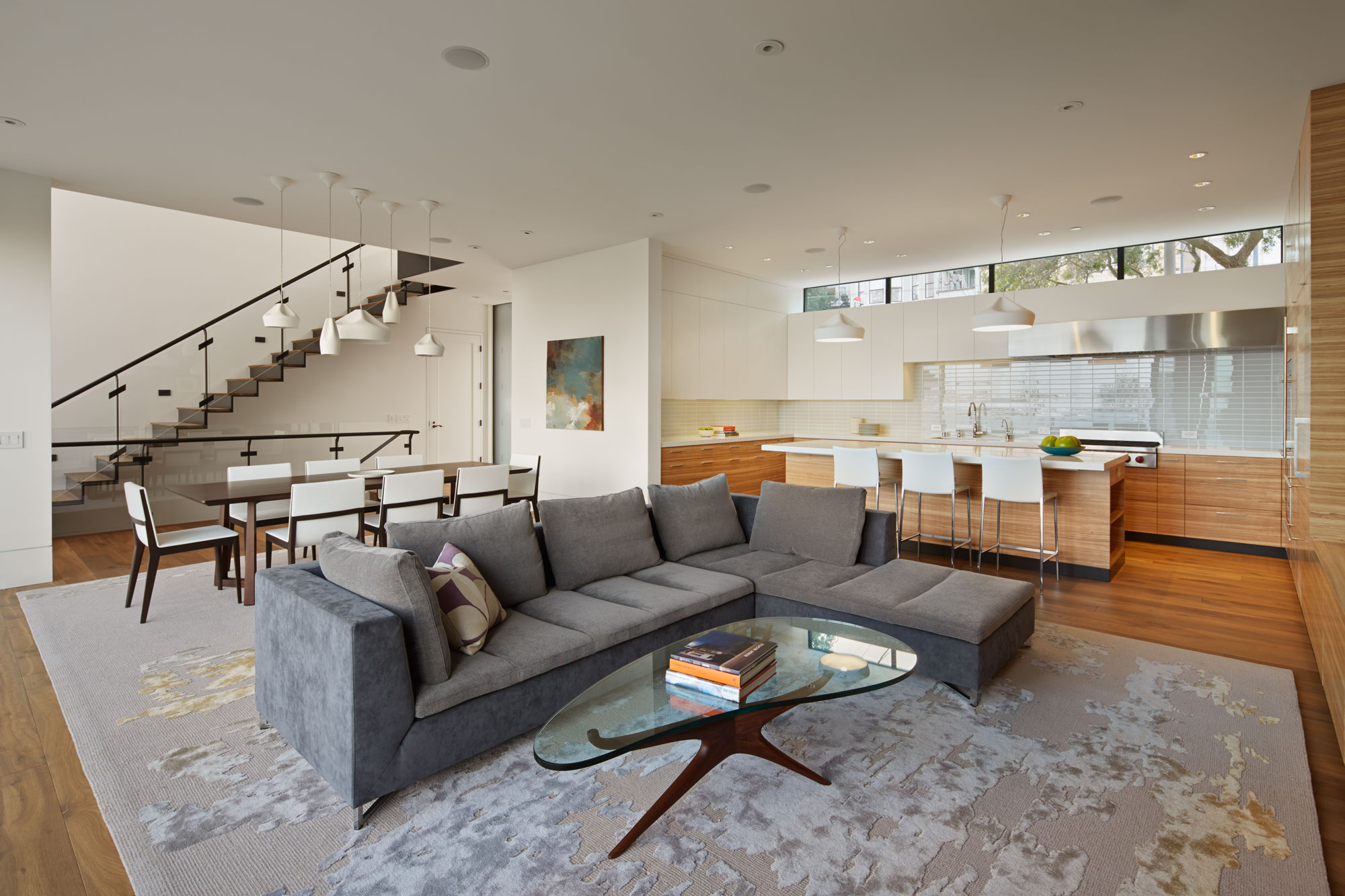 The cohesive modern dwelling Noe residence by Studio VARA-03