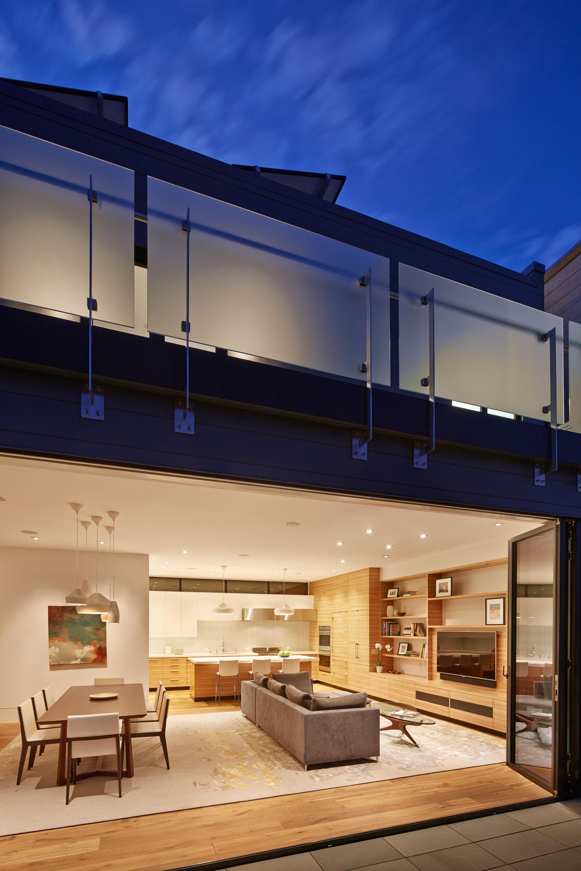 The cohesive modern dwelling Noe residence by Studio VARA-12