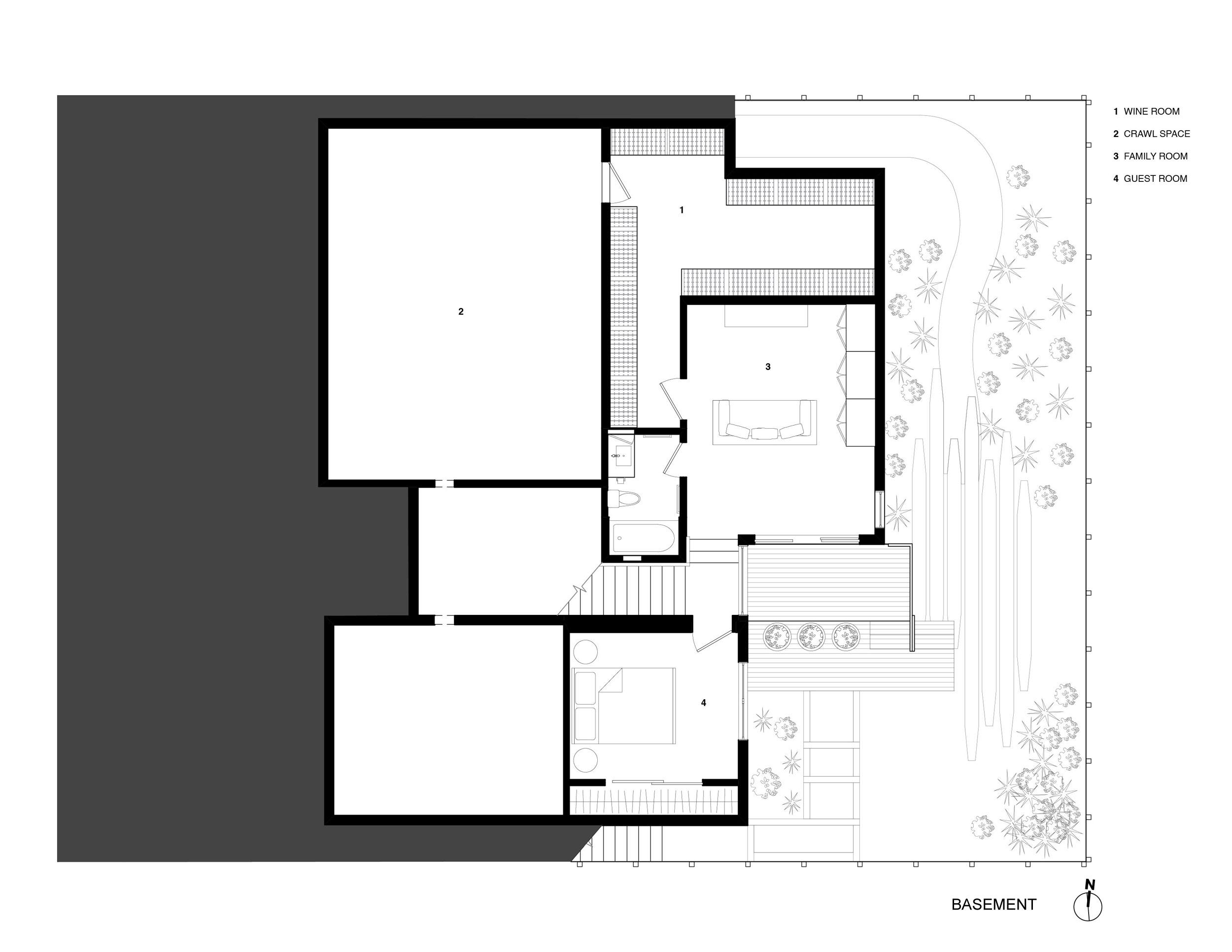 The cohesive modern dwelling Noe residence by Studio VARA-15