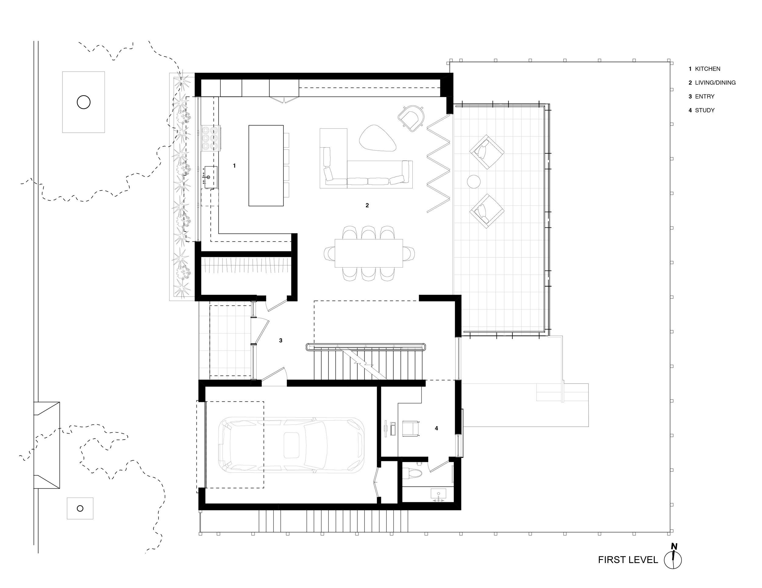 The cohesive modern dwelling Noe residence by Studio VARA-16