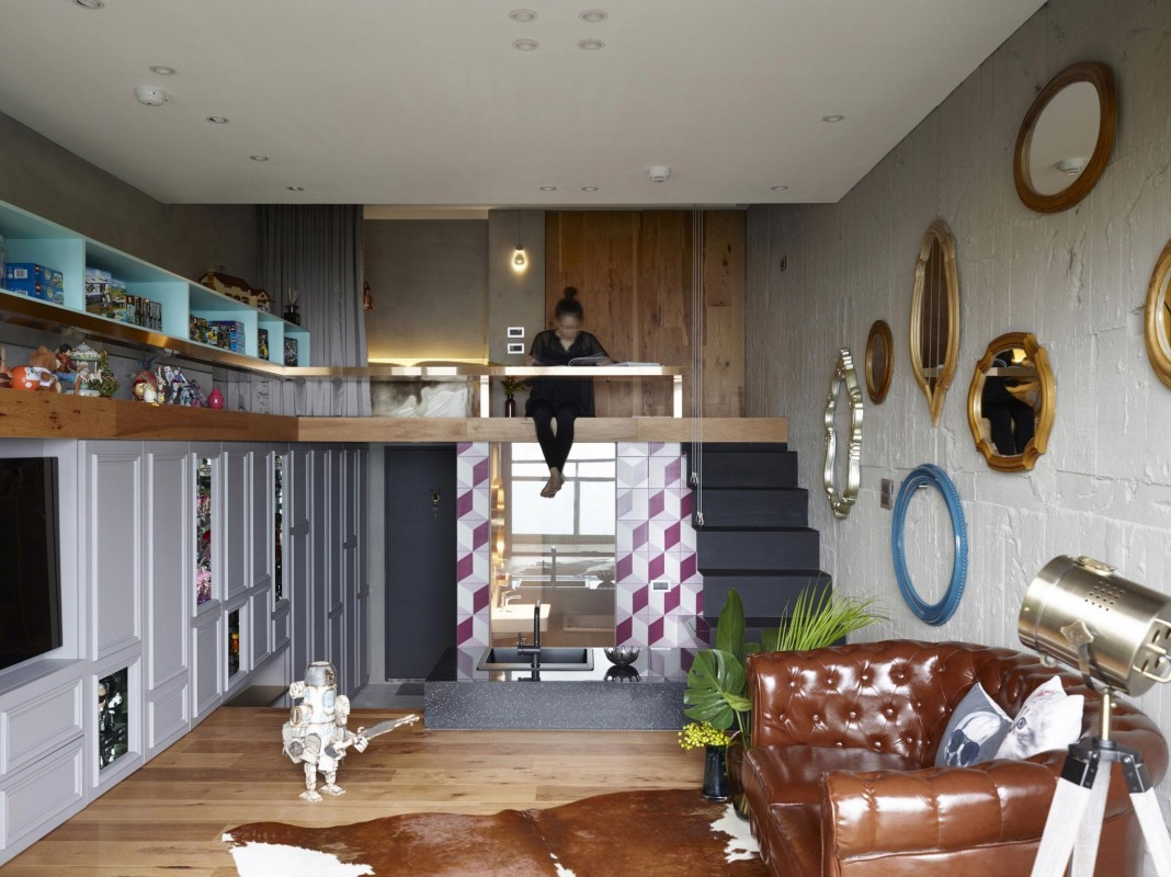 The Toy Apartment In New Taipei City By KC Design Studio - Home design studio