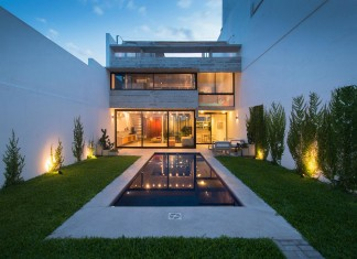 Two Conesa Houses located in Buenos Aires by BAK Arquitectos