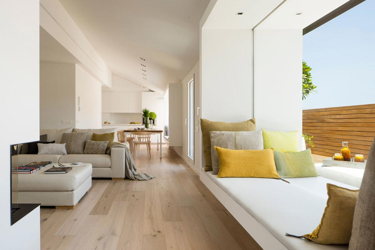Vacation home in Barcelona by Susanna Cots Estudi Vacation home in Barcelona