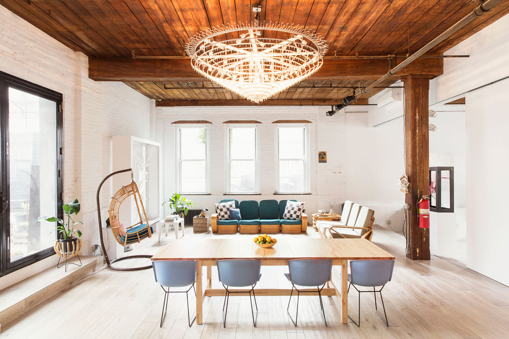 Williamsburg Loft in New York City by Ensemble Architecture-01