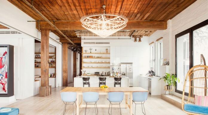 Williamsburg Loft in New York City by Ensemble Architecture