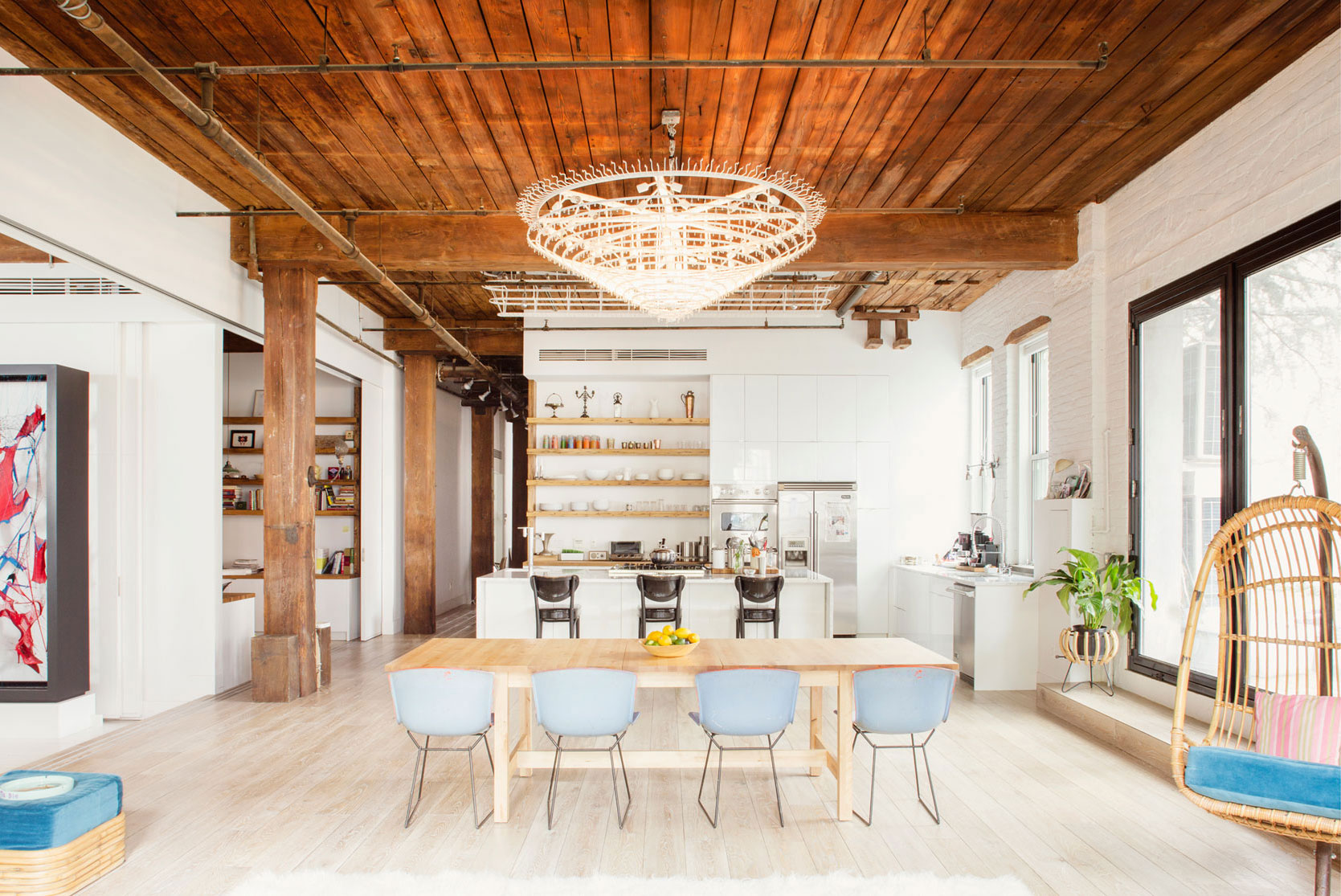 Williamsburg Loft in New York City by Ensemble Architecture-03