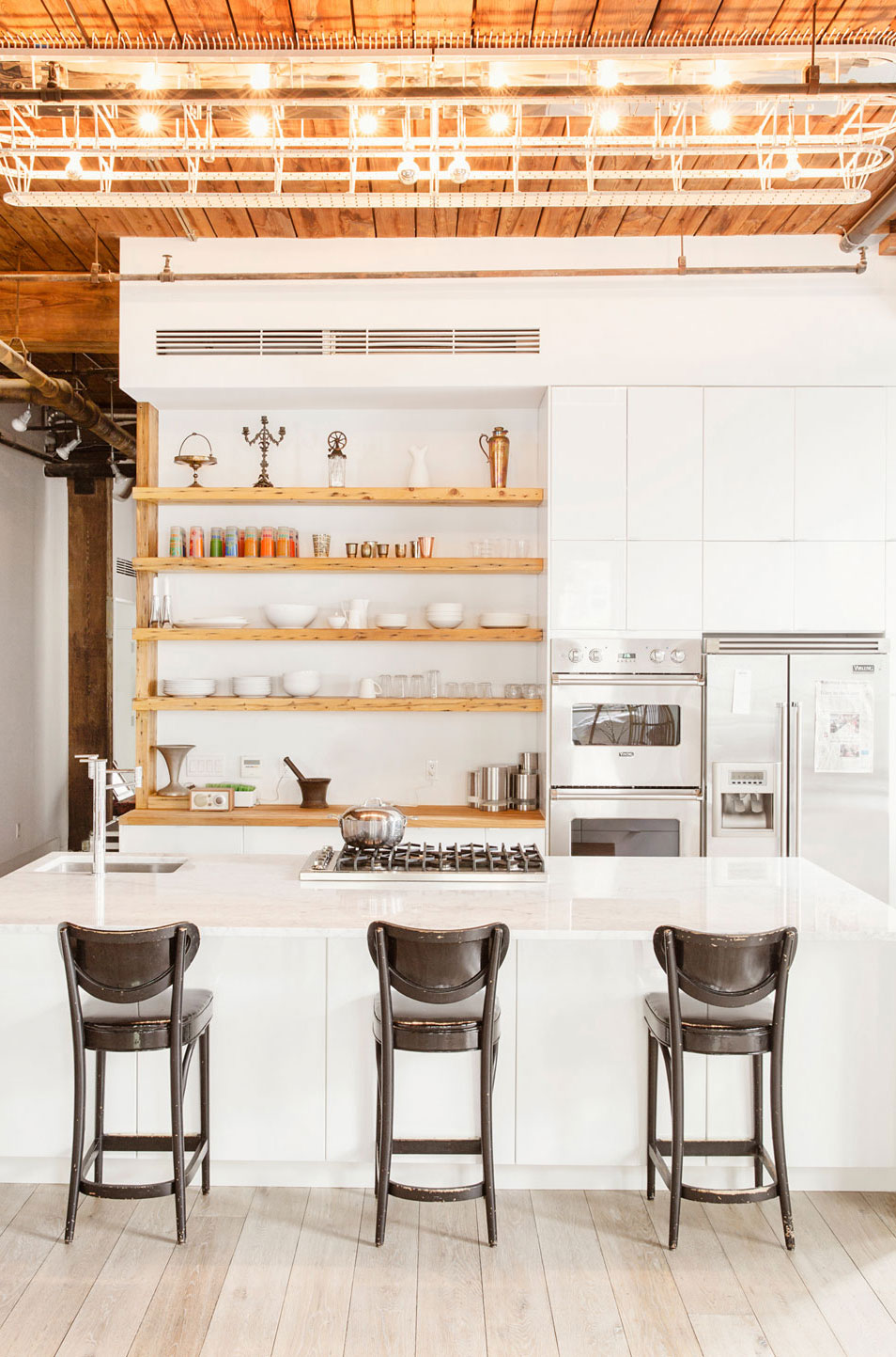 Williamsburg Loft in New York City by Ensemble Architecture-04