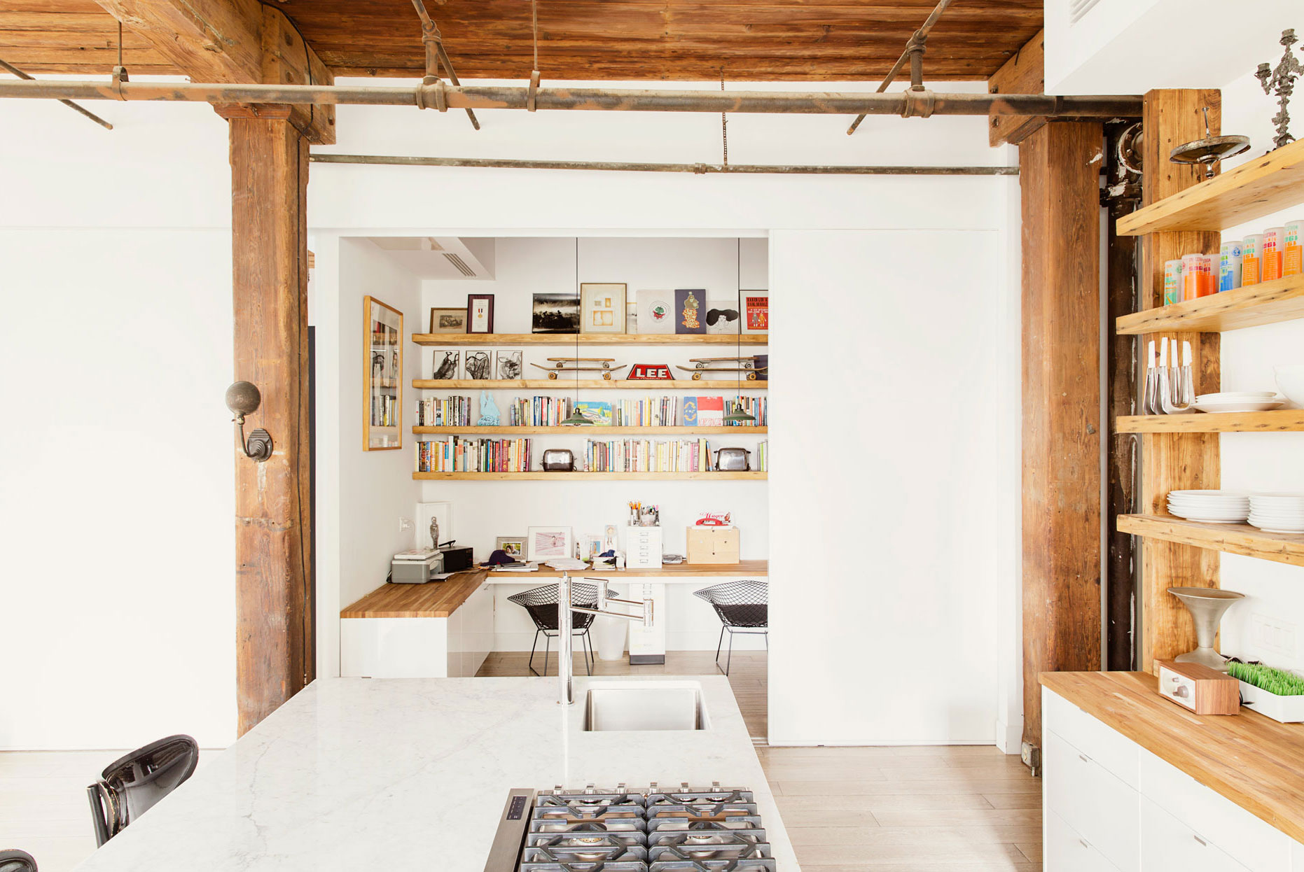 Williamsburg Loft in New York City by Ensemble Architecture-08