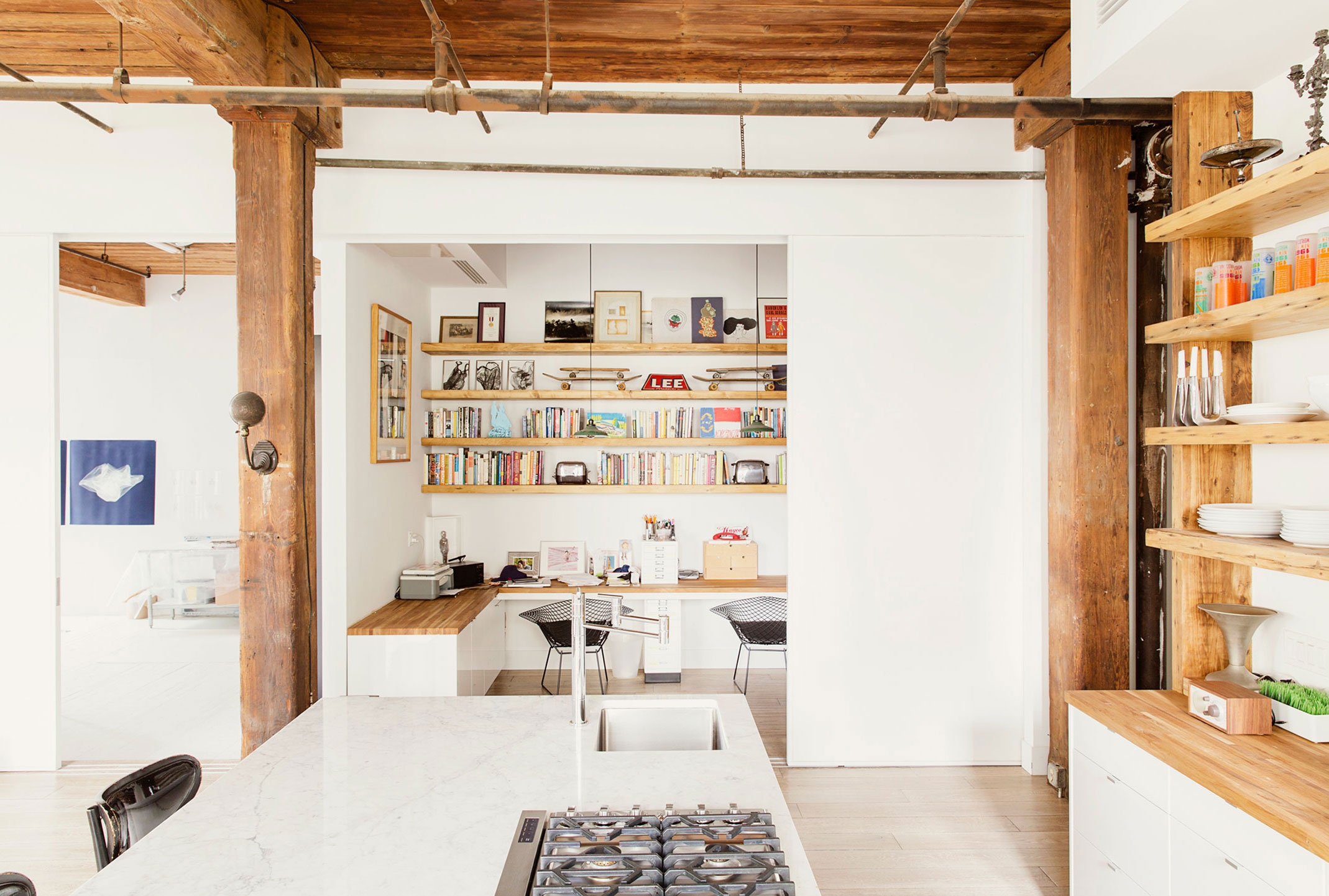 Williamsburg Loft in New York City by Ensemble Architecture-09
