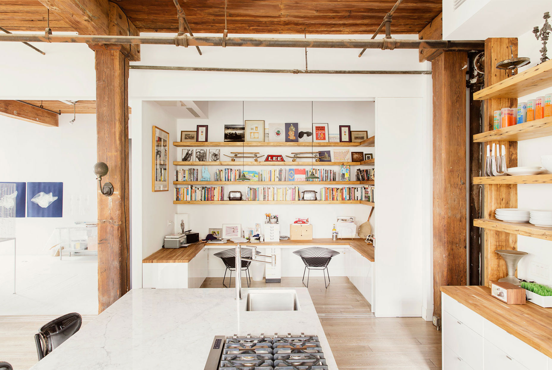 Williamsburg Loft in New York City by Ensemble Architecture-10