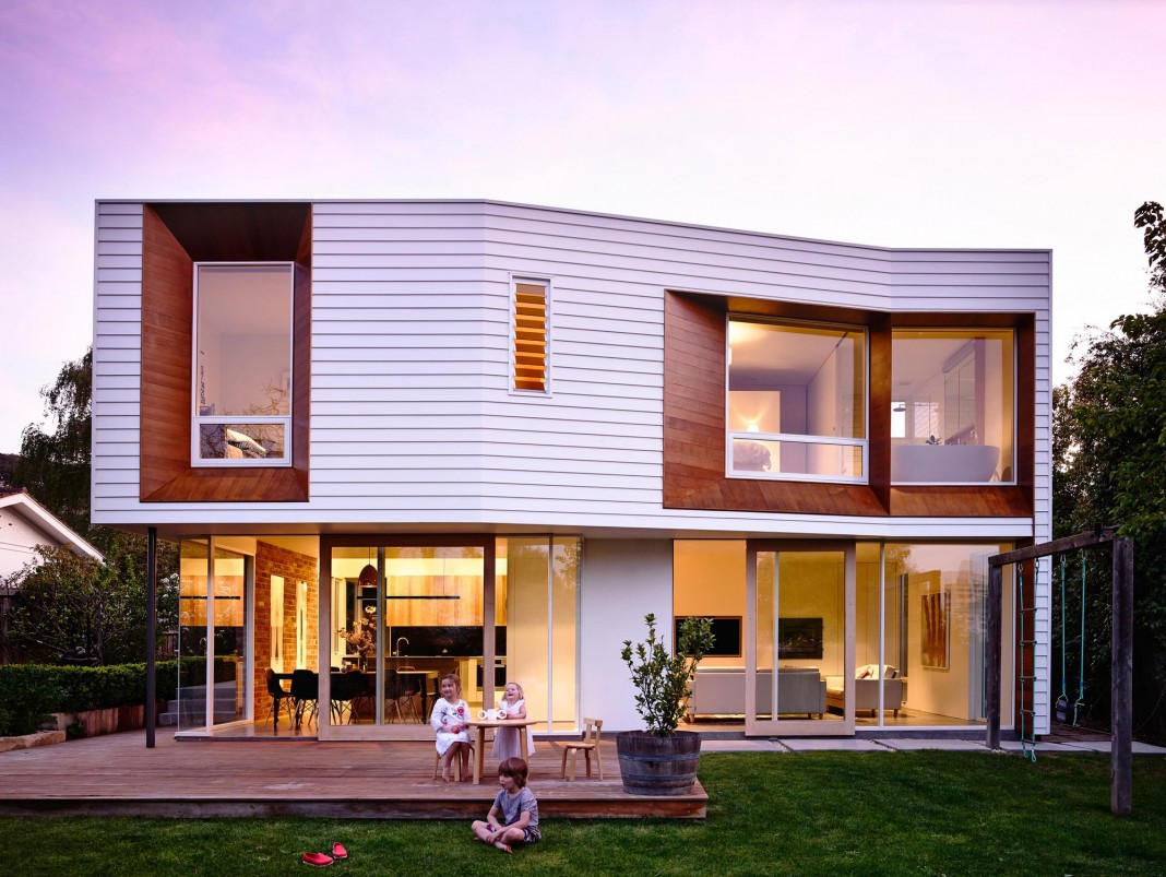 Winscombe Bungalow Extension by Preston Lane Architects CAANdesign