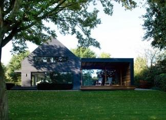 Woonhuis M Residence by WillemsenU Architecten