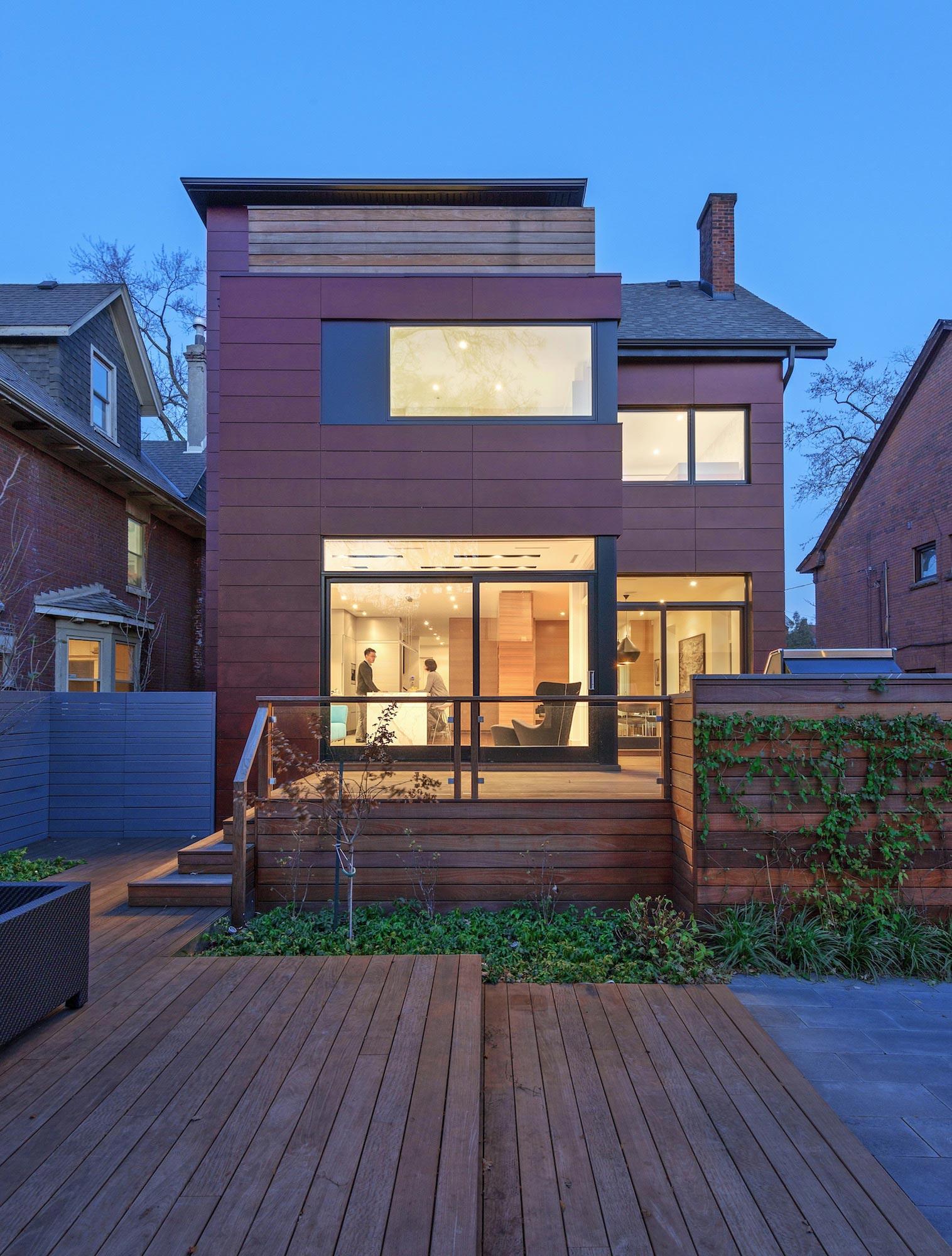 Annex House By Dubbeldam Architecture Design