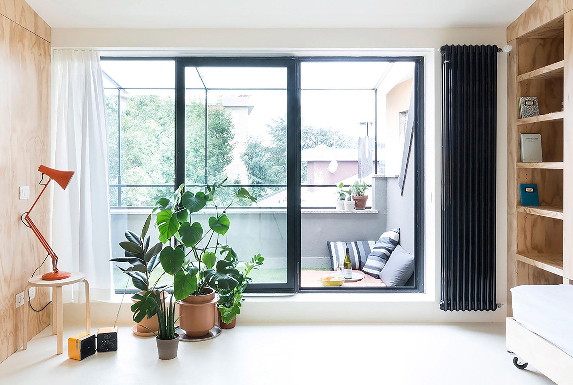 Как сделать балкон жилой комнатой.