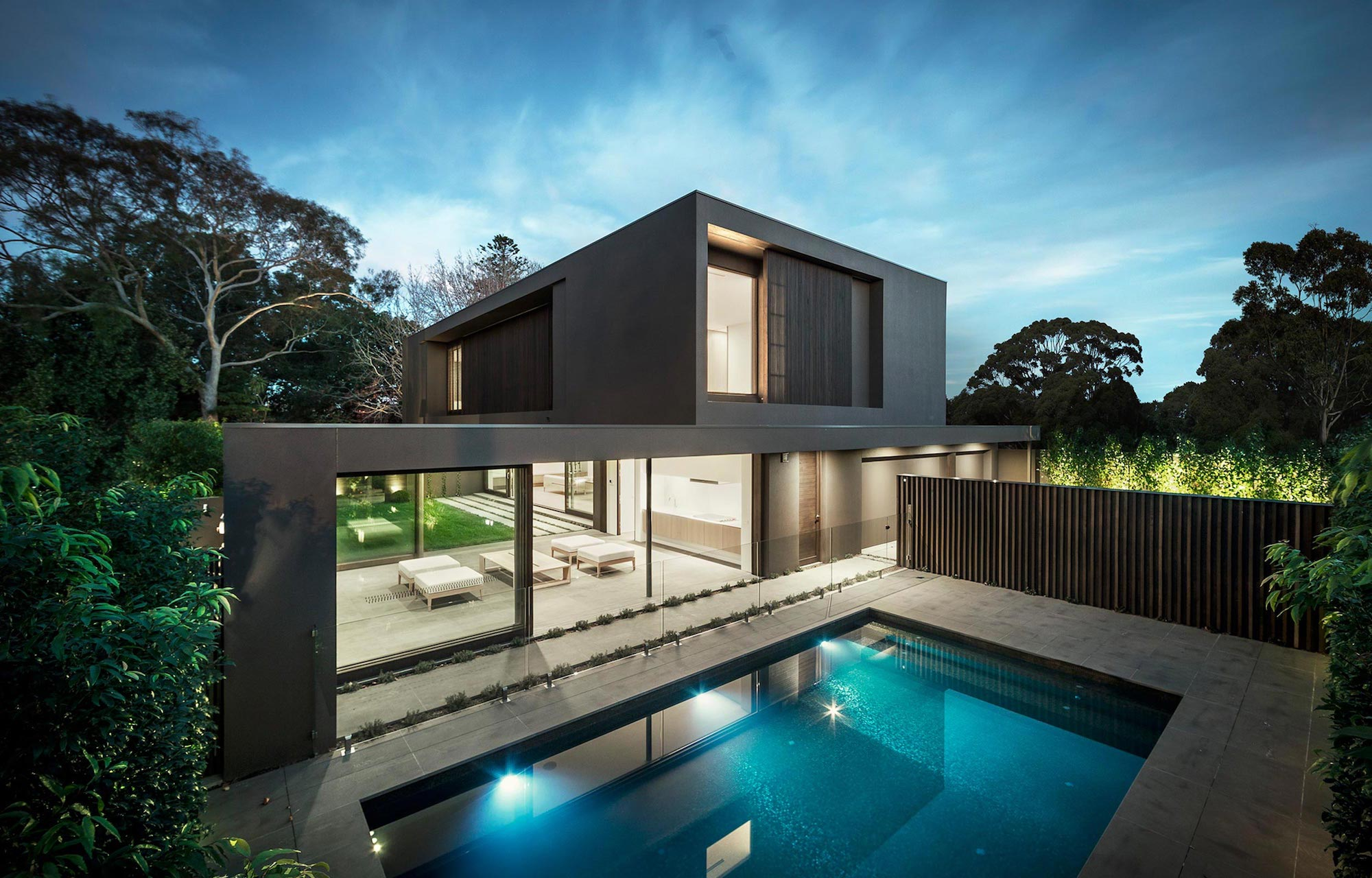 Bay residence in melbourne by urban angles caandesign for Amazing architecture homes