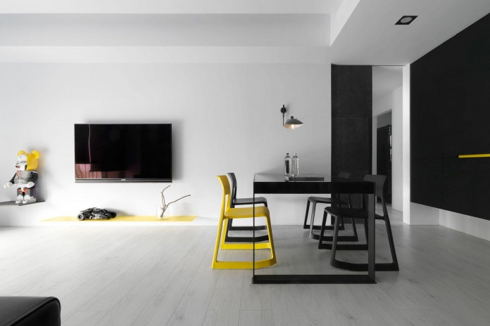 Black,-white-and-yellow-accents-of-H-Residence-by-Z-AXIS-DESIGN-03