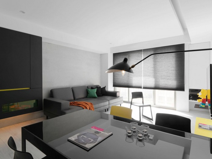 Black,-white-and-yellow-accents-of-H-Residence-by-Z-AXIS-DESIGN-05