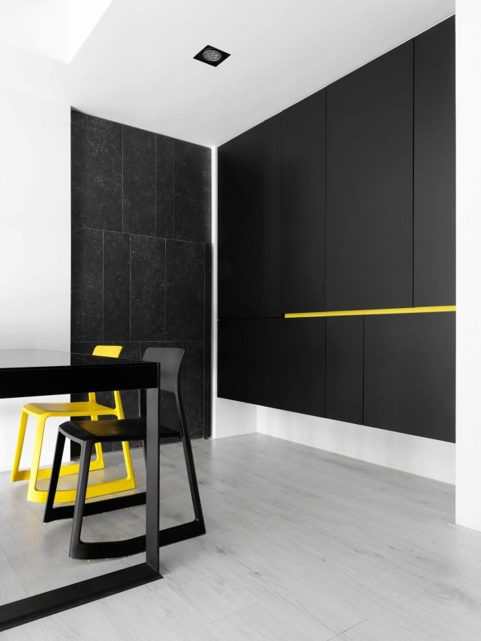 Black,-white-and-yellow-accents-of-H-Residence-by-Z-AXIS-DESIGN-08