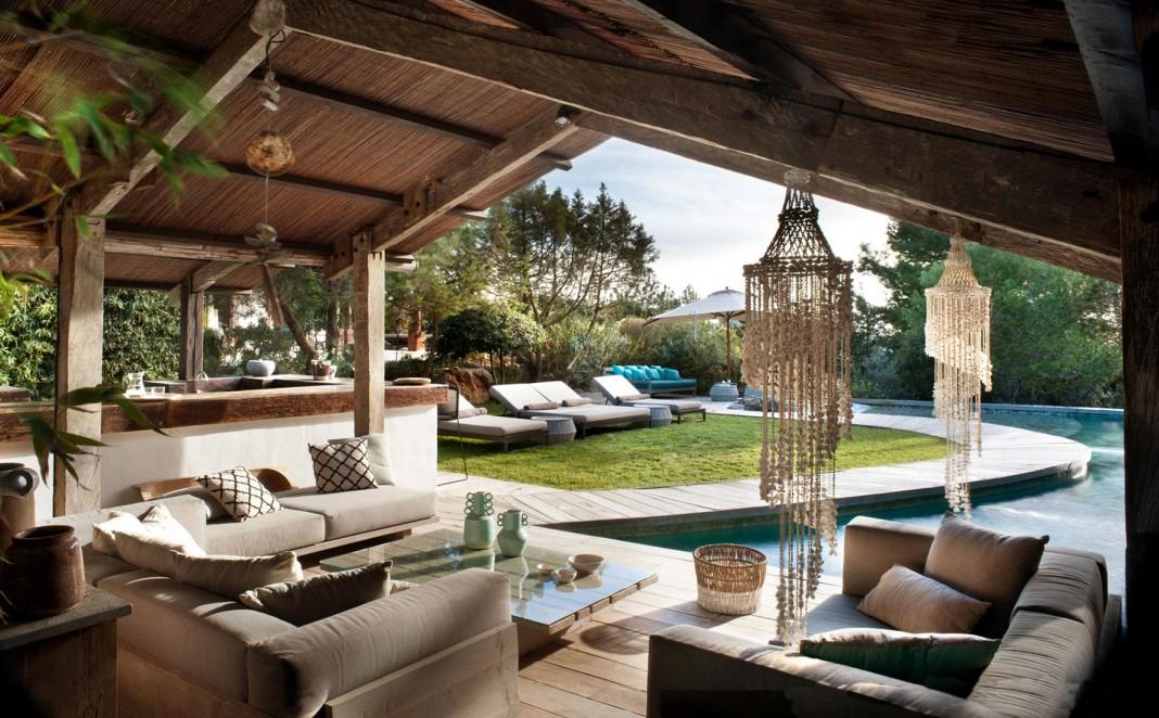 Can Bikini Residence in Ibiza by TG Studio