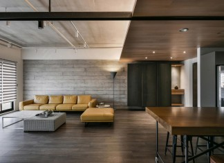 Contemporary loft by AYA Living Group