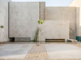 Gabriela House by TACO taller de arquitectura contextual