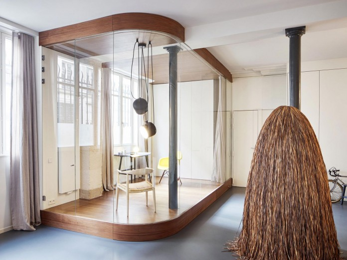 Glass-&-Walnut-Loft-in-Paris-by-CUT-Architectures-07