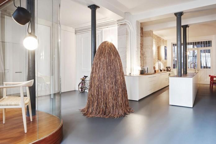 Glass-&-Walnut-Loft-in-Paris-by-CUT-Architectures-14