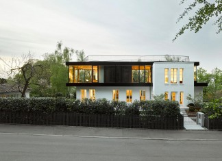 House S in Stuttgart by Behnisch Architekten