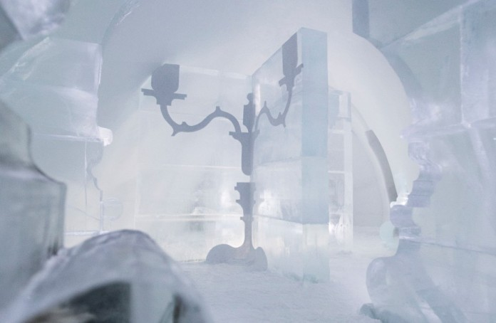 Ice Hotel: the world's first and largest hotel built of snow and ice-19