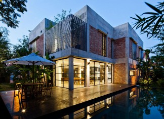 Kobe 1 villa renovation by MM ++ Architects