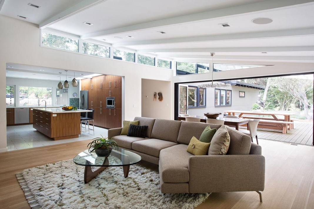 Lafayette Mcm Remodel By Klopf Architecture Caandesign