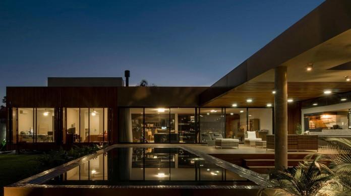Laranjal House by Rmk! Arquitetura