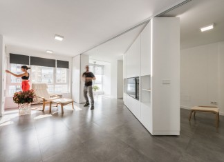 MJE Apartment by PKMN Architectures
