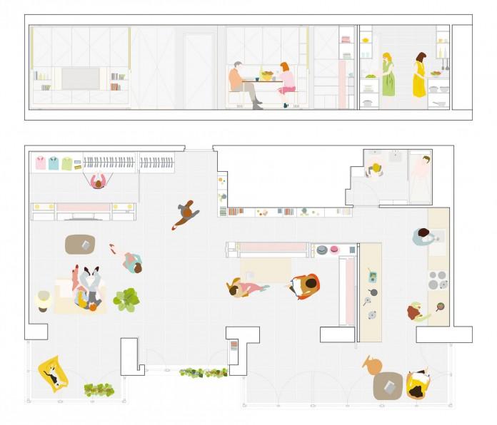 MJE Apartment by PKMN Architectures-21
