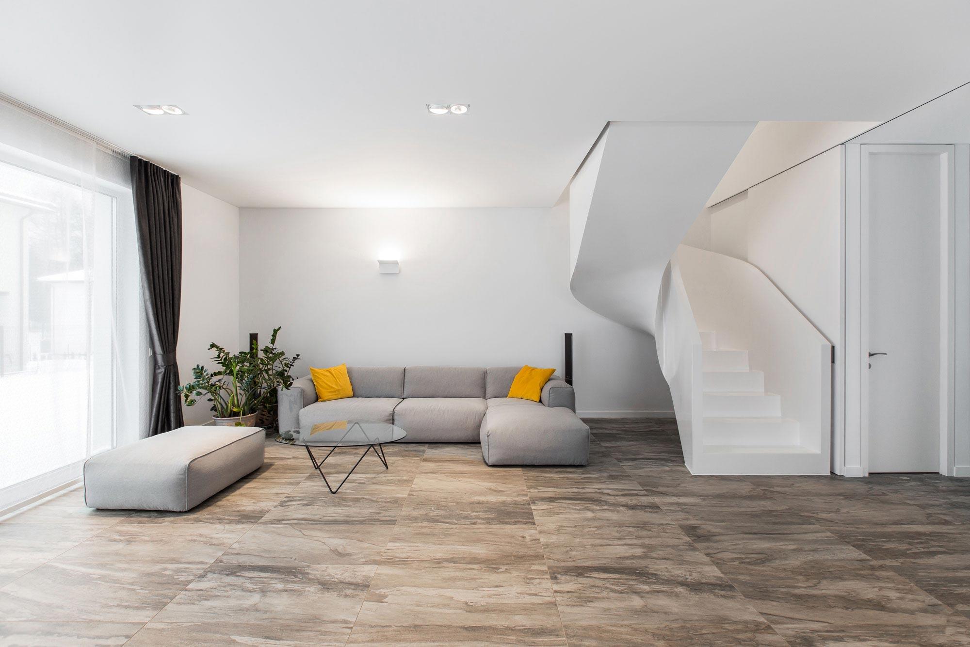 Pavilny minimalist house by ycl studio caandesign for Minimalist studio design
