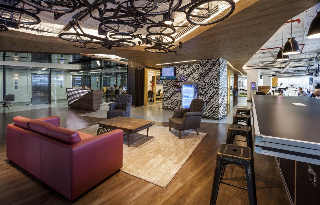 Red Bull Offices In Mexico City By E