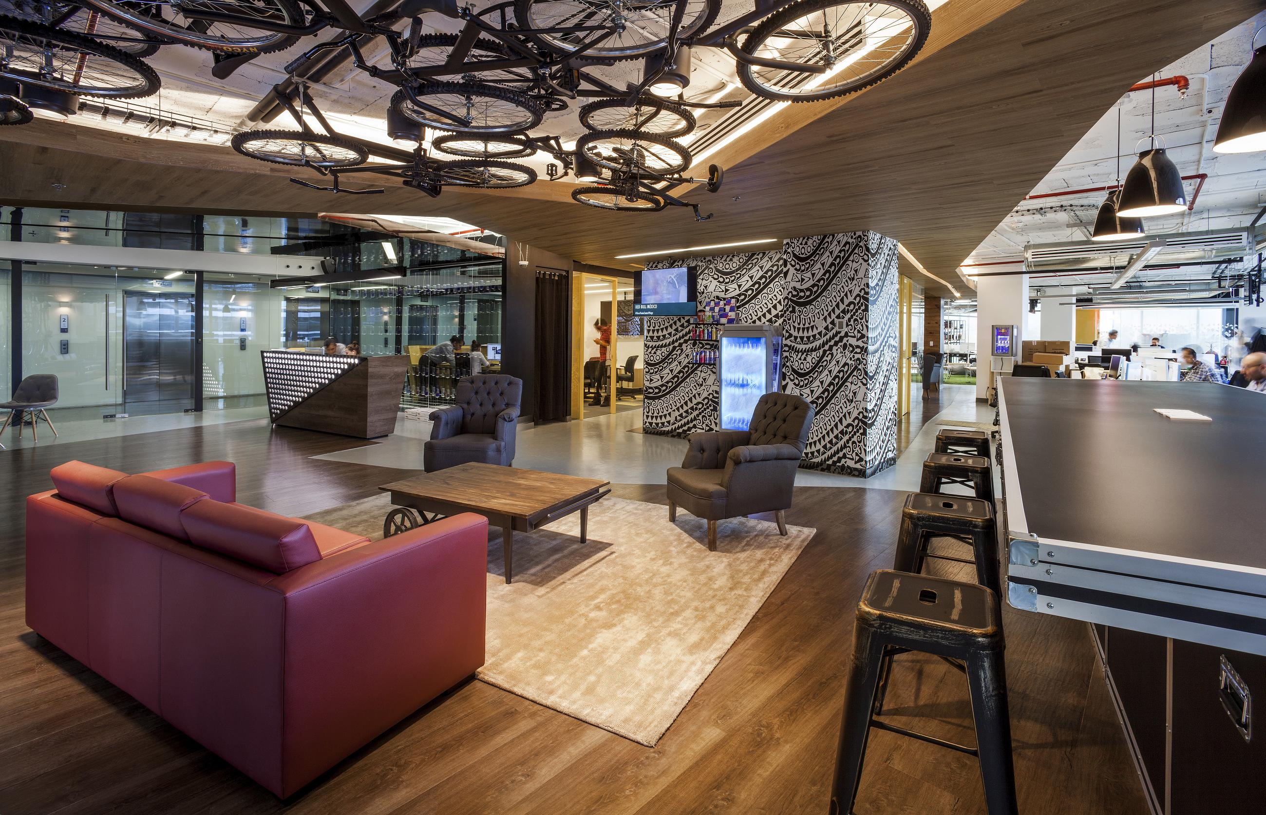 red bull corporate office. Red Bull Offices In Mexico City By SPACE - CAANdesign | Architecture And Home Design Blog Corporate Office U
