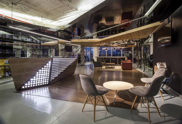 Red Bull Offices in Mexico City by SPACE-03
